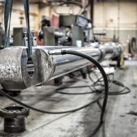 testing and certification, refurbishing of hydraulic cylinders