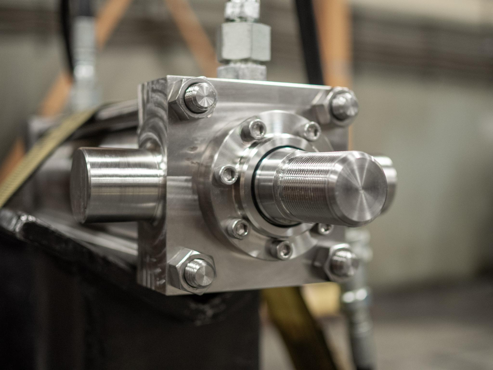 Hydraulic Cylinder Service Manufacturing Edmonton Canada