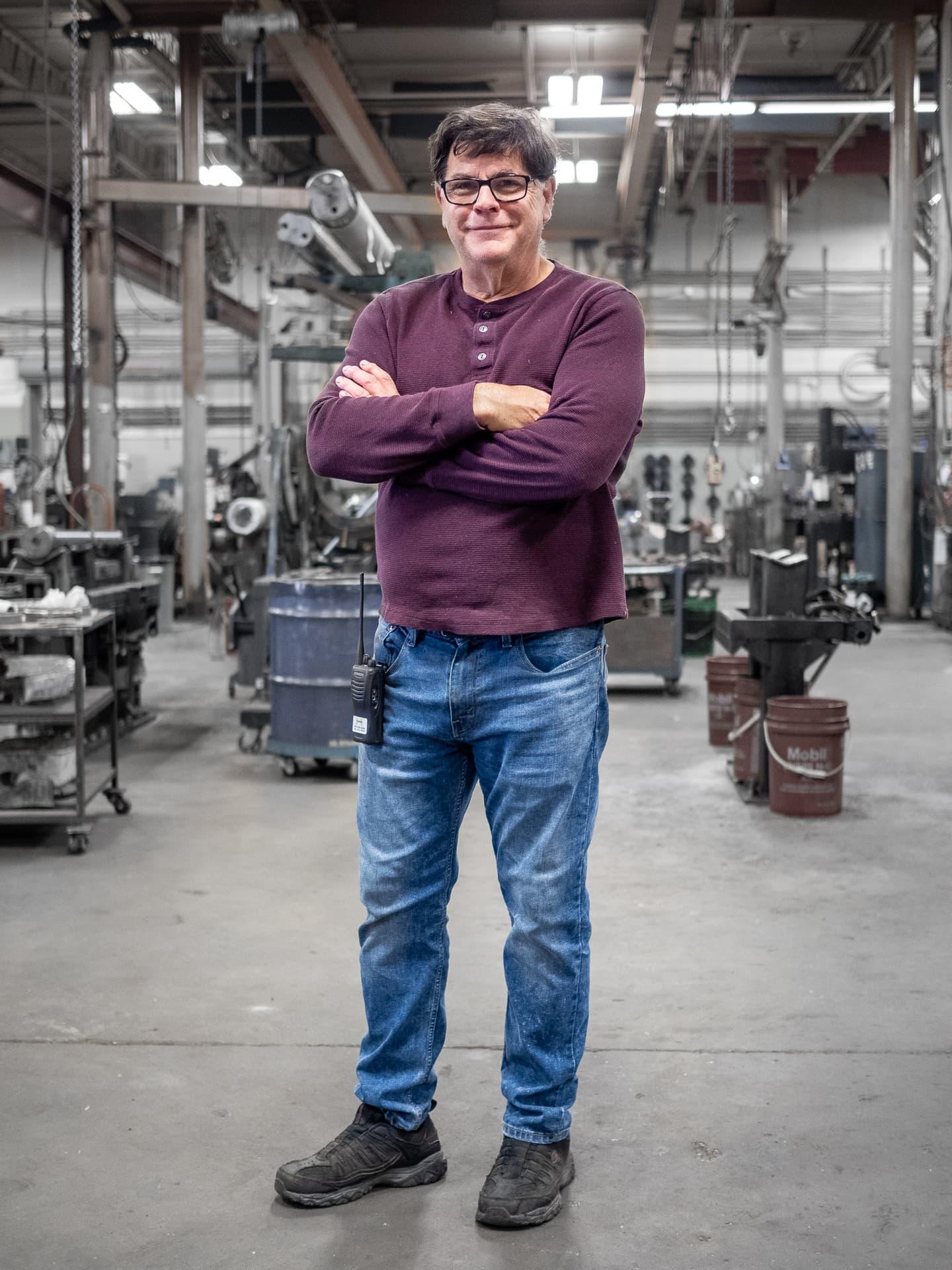Hydraulic Cylinder Founder Edmonton Canada