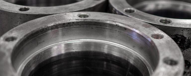 Hydraulic Cylinder Swivel housing Equipment Repair Manufacturing Service Edmonton Canada