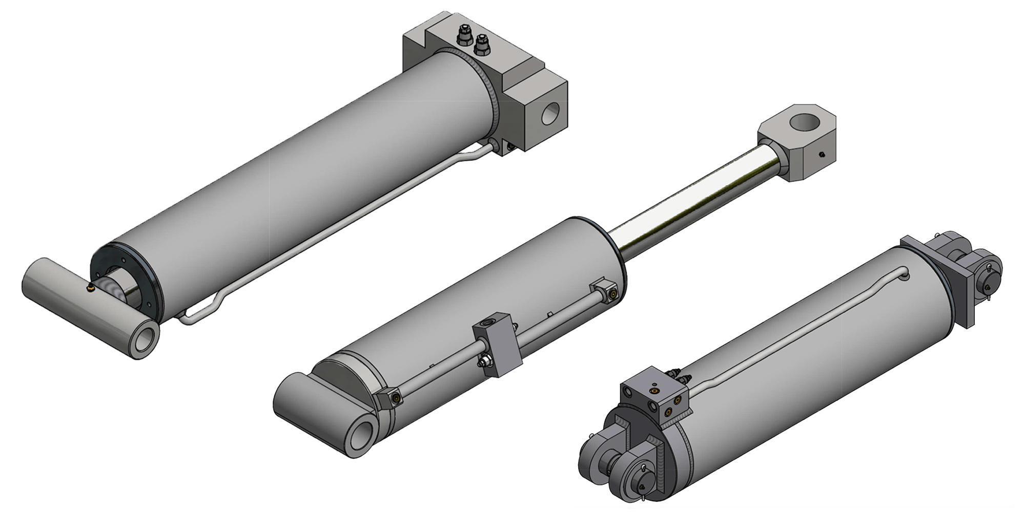 Hydraulic Cylinder Counterbalance Valve manufacturing and design engineering