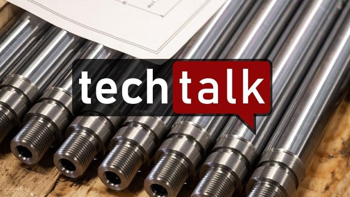 Tech Talk Hydraulic Cylinder Rods - The Hard Truth