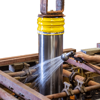 Hydraulic Cylinder Service Chroming Hard Chrome Plating Canada