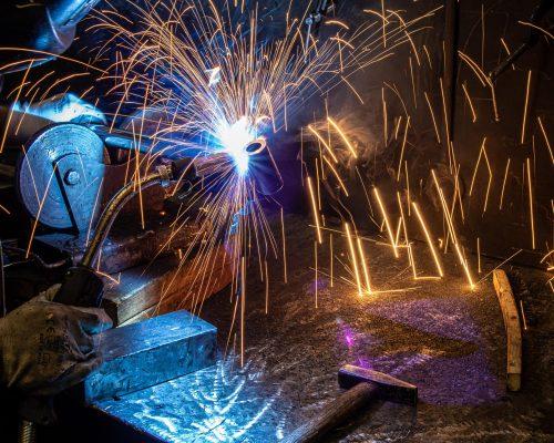 Hydraulic Cylinder Welding Fabrication Edmonton